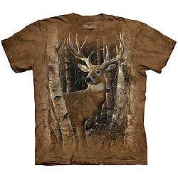 The Mountain Birchwood Buck T-Shirt