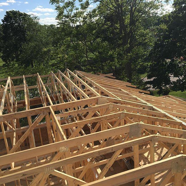 209 best Système de charpente de toit images on Pinterest
