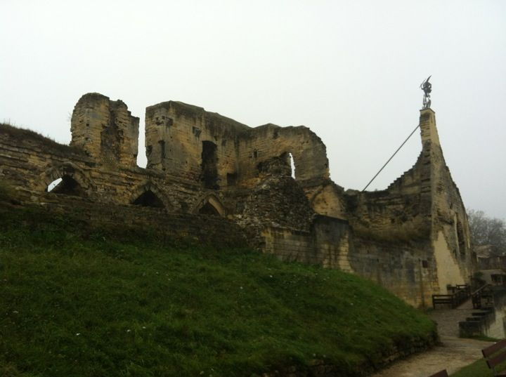 Valkenburg Castle Ruins, Valkenburg Netherlands