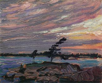TOM-THOMSON-Group of seven