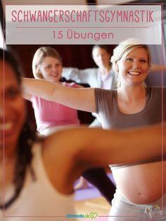 15 Gymnastikübungen für die Schwangerschaft  (Bildquelle: istock)