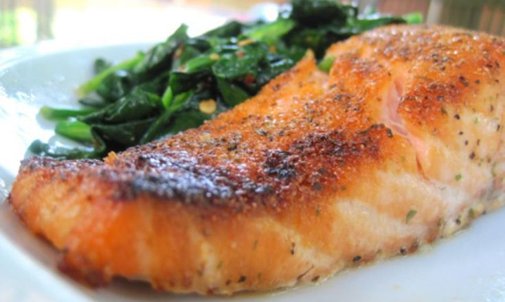 World's Best and Easiest Salmon | Weight Watchers Recipes