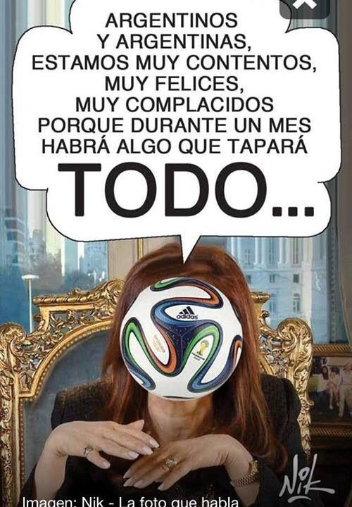 ...Cristina Kirchner