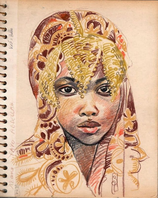 Stéphanie Ledoux - Carnets de voyage: De retour d'Ethiopie