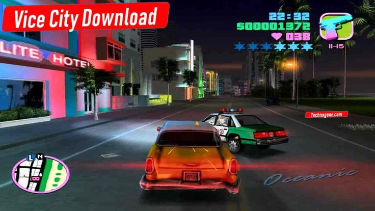 GTA Vice City PC Game Download [Windows 10/8/7/XP