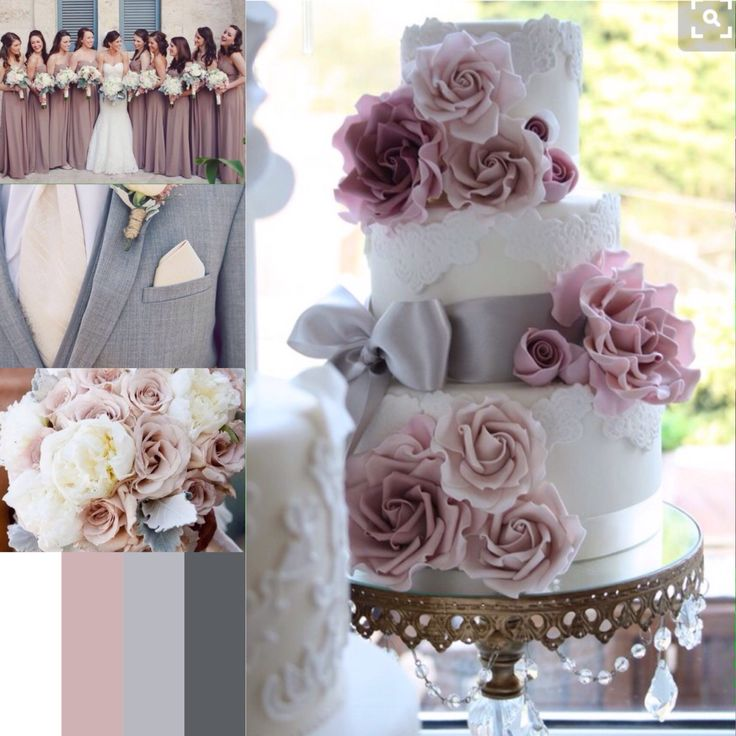 Fall Mauve Wedding: Santos                                                                                                                                                                                 More