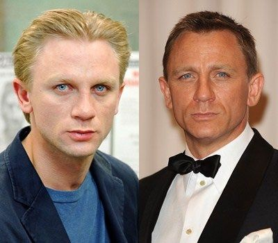 Daniel Craig looks so much better now