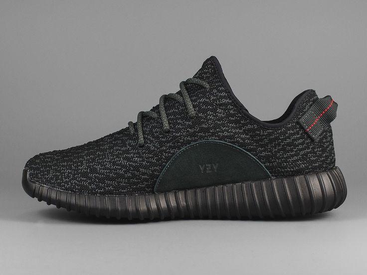 adidas Yeezy 350 Boost Pirate Black Restock - Sneaker Bar Detroit