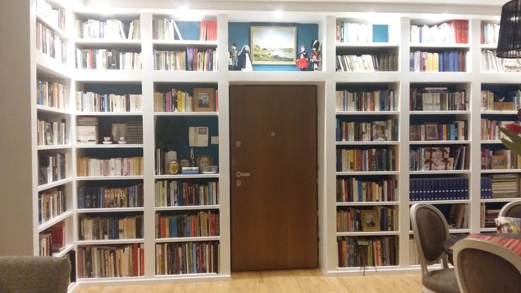 new bookcases :)