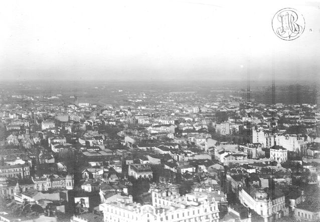 Nord-Estul Capitalei 1927