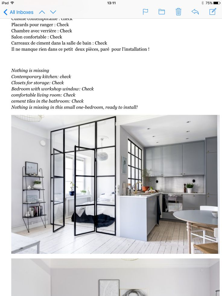 Might we go Crittall in kitchen for doors and roof?