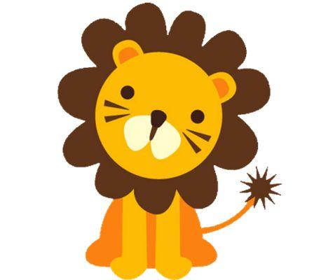 Baby Lion Clipart - Clipartion.com