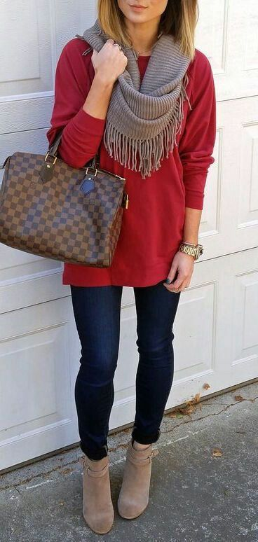 Simple yet styled