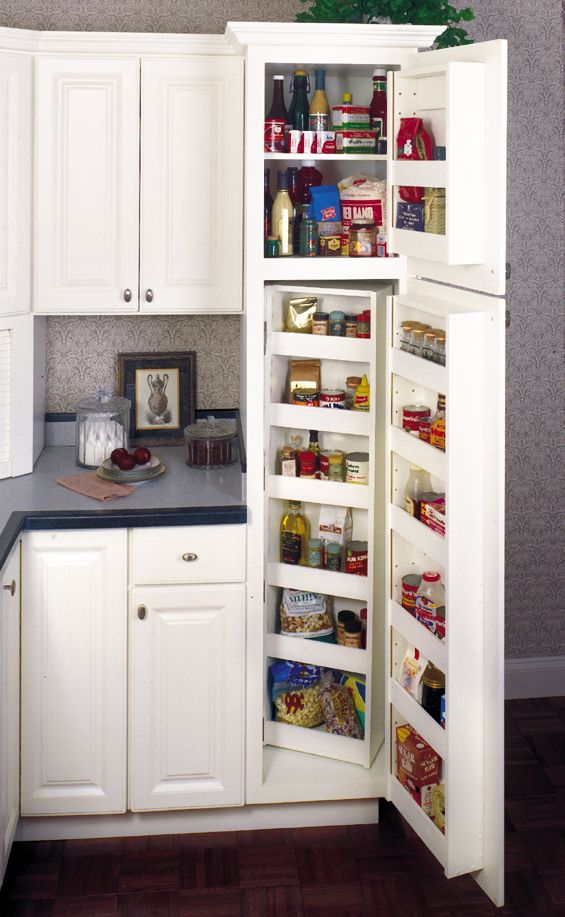 Utility Cabinet With Pantry Kit Cabinets Pinterest