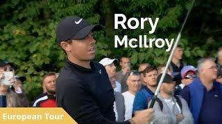 Rory McIlroys Best Golf Shots 2017 Sky Sports British Masters European Tour