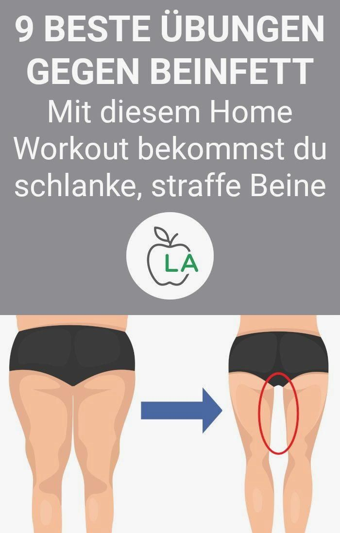 Ich möchte Beine und Bauch schlank machen