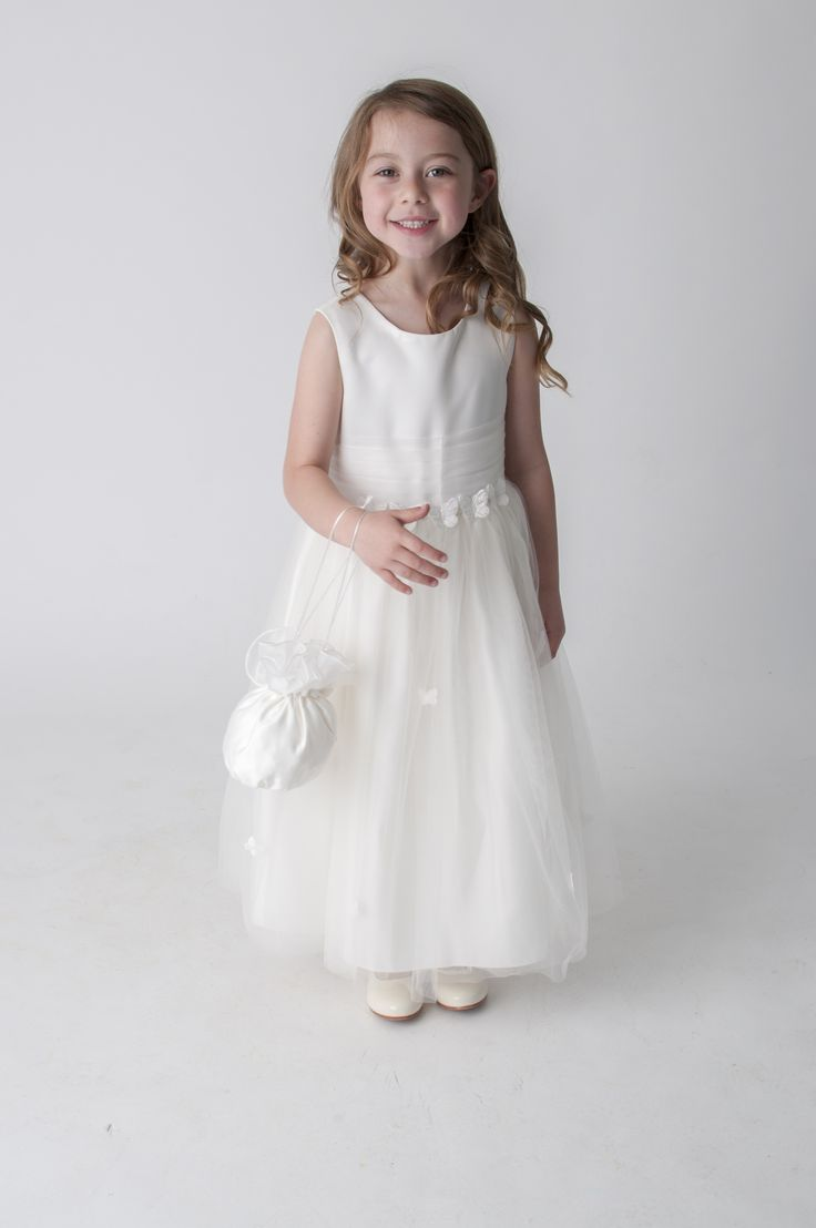 41 best flower girl dresses white ivory images on pinterest ivory butterfly bridesmaid flower girl party dress available in other colours please see our ombrellifo Gallery