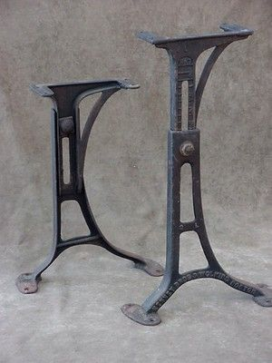 26 Best Images About Cast Iron Legs On Pinterest Butcher