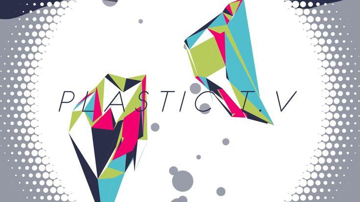 【MotionGraphics】Plastic T.V【#Cumuloworks】 - YouTube