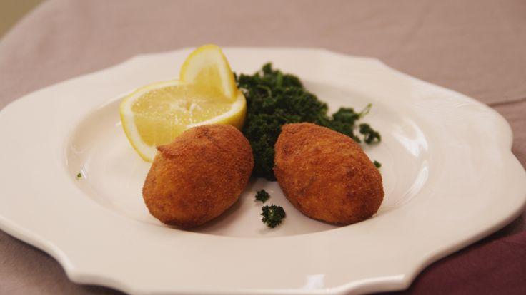 Garnaalkroketjes - Vtm koken - De keuken van Sofie !
