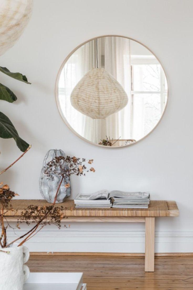 La décoration scandinave d'un petit appartement cosy