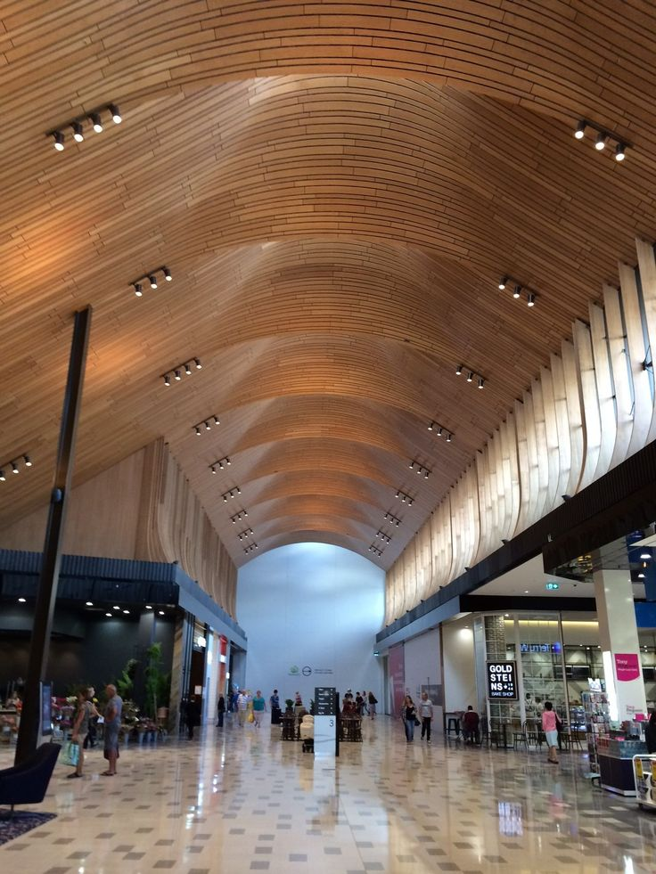 Robina Shopping Centre Upgrade. iGuzzini Custom Colour Palco 5000 lumen track spot light. Architect The Buchan Group. Engineer Wood & Grieve www.ladgroup.com.au