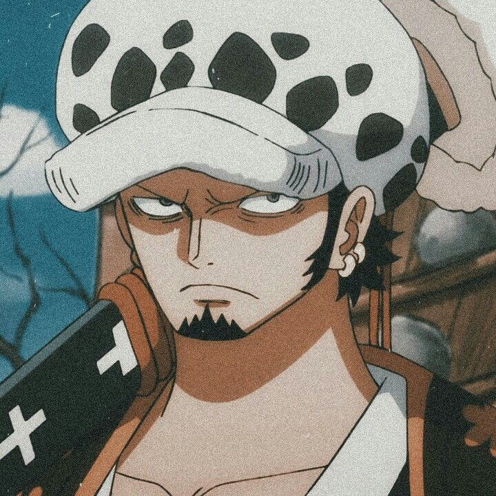 One Piece Icons Trafalgar Law Anime Estético Anime Filmes De Anime