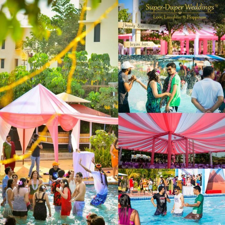 Happiness is.. Being at an awesome pool party, taking a dip in the pool and enjoying the sun with beloved ones.  Check out our services on the link below... http://www.superduperweddings.com/  #SuperduperWeddings #PoolParty #PoolPartyFun #PoolPartyWithFamily #WeddingDairies #WeddingScenes  #WeddingMadness #WeddingFun #Fun  #WeddingMemories #AwesomeDay #Goodtimes #Happiness #WeddingIdeas #WeddingPlanners  #PartyIdeas