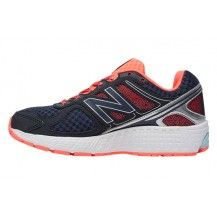 New Balance Women's Running Shoes 670 V1 Grey Orange - Anawesome addition to any running kit!