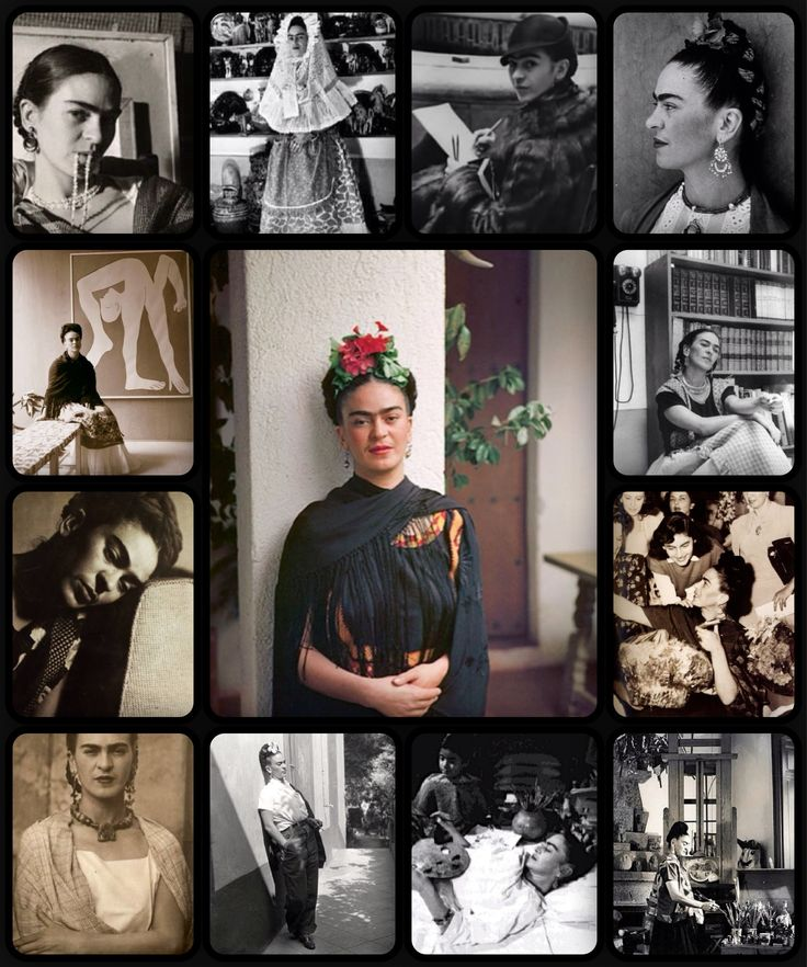 Frida compendium by Mexico Import Arts x