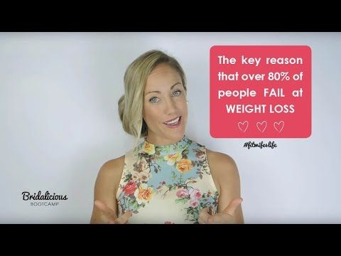 The #1 Reason That 80% of People Fail at Wedding Weight Loss - Bridalicious Bootcamp. bridaliciousbootcamp.com.au