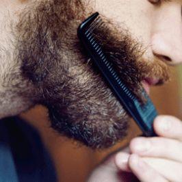 ¿Cómo peinar la barba?