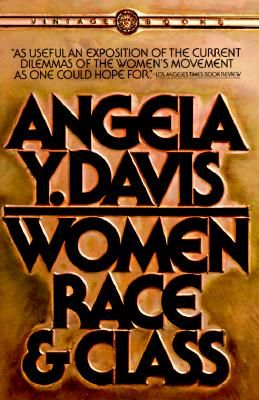 I have an autographed copy of this book  /  Women, Race & Class - Angela Davis