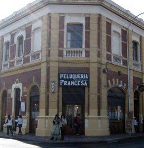 Peluquería Francesa, Boulevar Lavaud Santiago, Chile