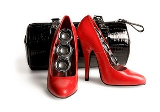 High Heel Fashion Speaker