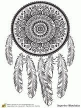 Coloriage superbes mandalas sur Hugolescargot.com