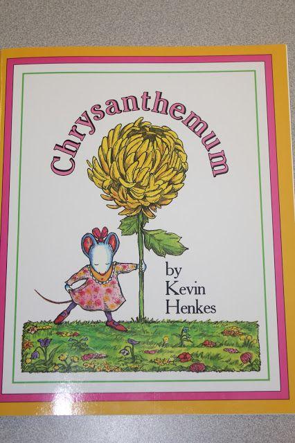 Chrysanthemum henkes author study