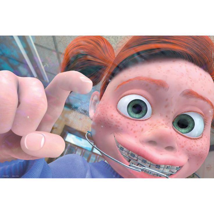 Penn Plax Finding Nemo Darla 20 gal. Tank Background - NMBG4