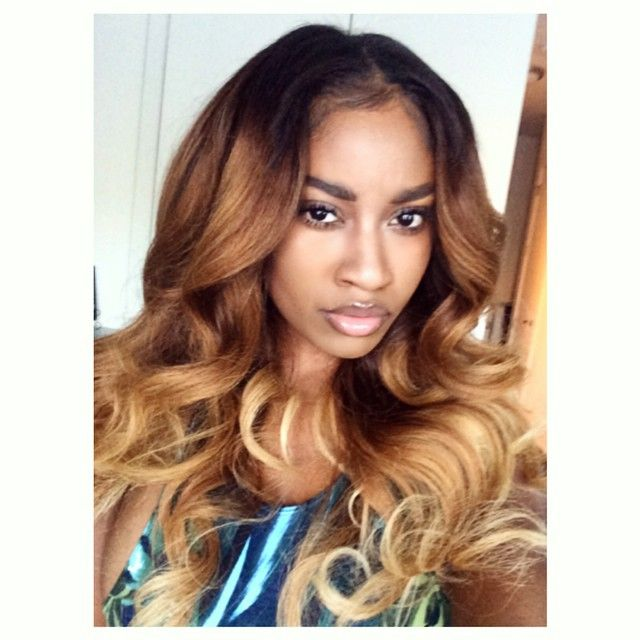 Ombre Hair Coloring Ideas For Natural Hair Curly Hair: 903 Best Long Curly Beauties Images On Pinterest