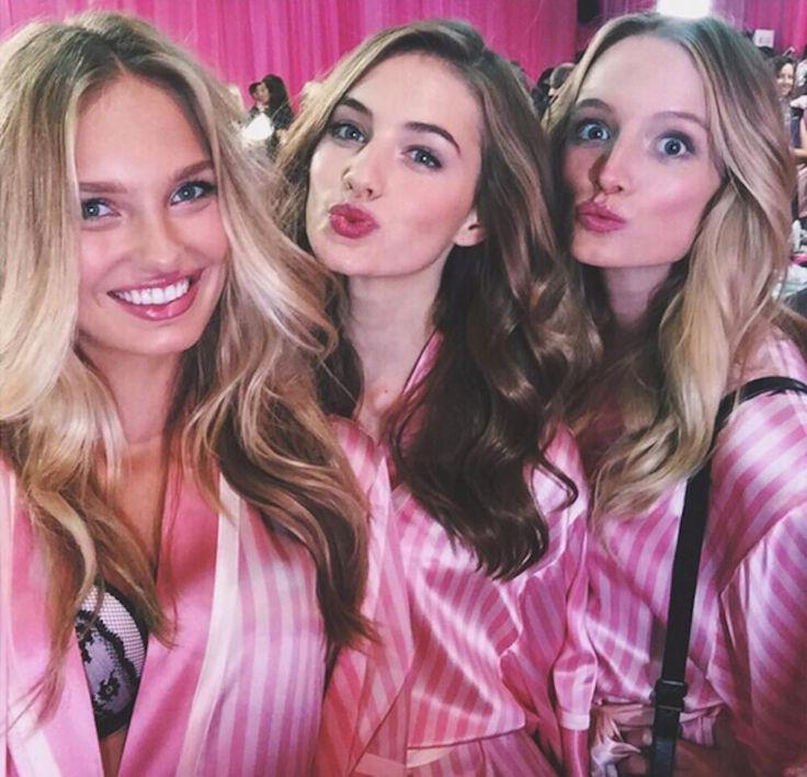 Dit deden onze Nederlandse Victoria's Secret modellen de dag na de show - Vogue Nederland