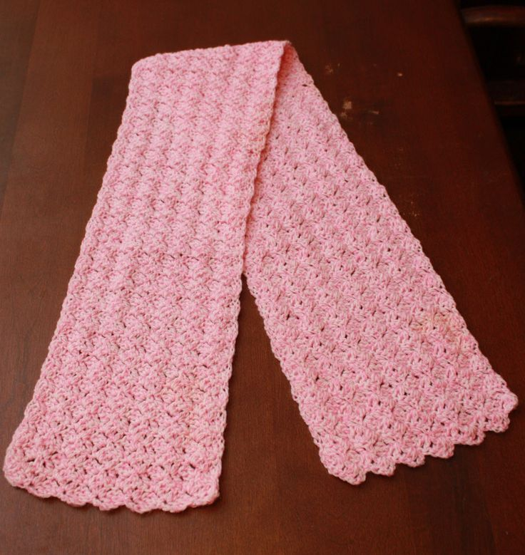 172 Best Crochet Scarves Images On Pinterest Crochet Scarves