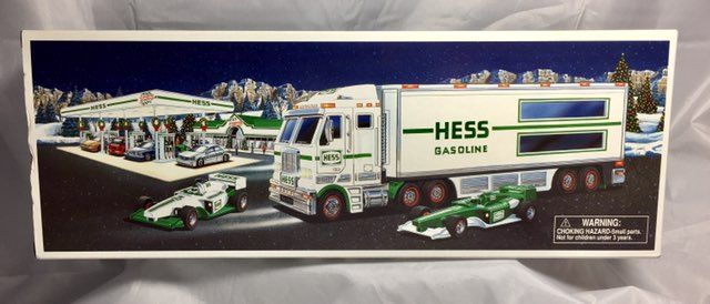 Hess Gas Truck Bag For Race Car and Racer