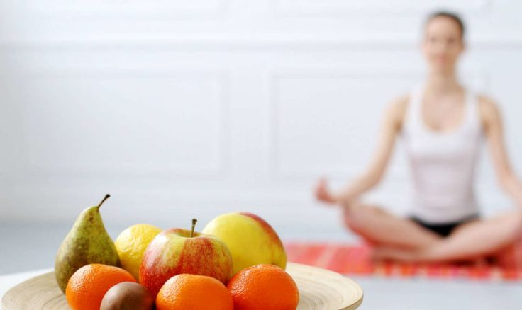 Iniciación al yoga: ¿qué comer?