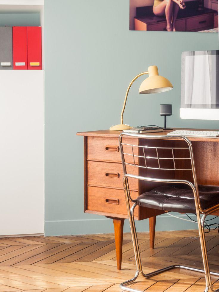 deco haussmannien scandinave. Black Bedroom Furniture Sets. Home Design Ideas
