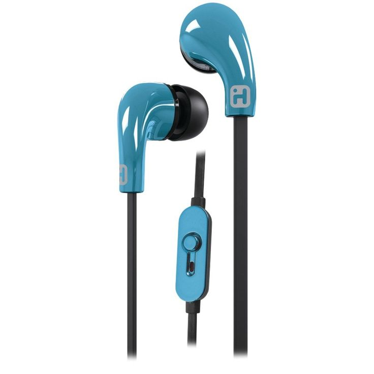 IHOME iB26LC Noise-Isolating Earbuds with Microphone (Blue). IHOME iB26LC Noise-Isolating Earbuds with Microphone (Blue). High Quality Product. Man.Part# : IB26LC. 14 Days Money Back Guarantee. Free Shipping.