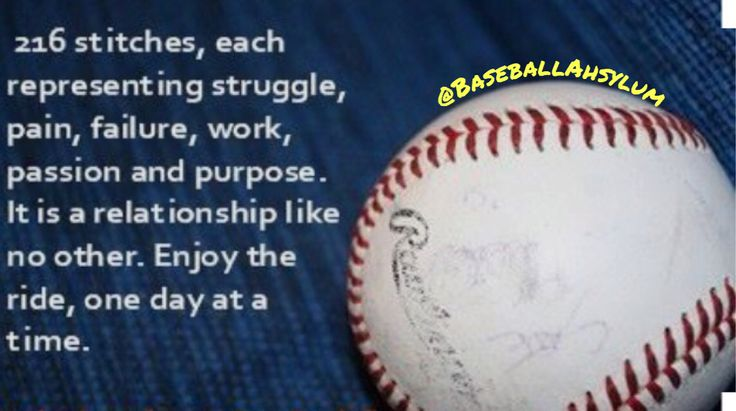 Image result for baseball stitches quotes