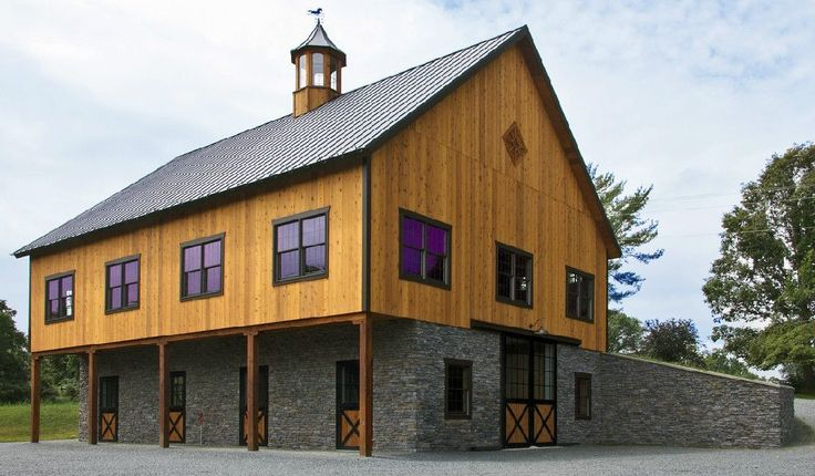 Bank Barns | Bank barn, Barn house plans, Barn renovation