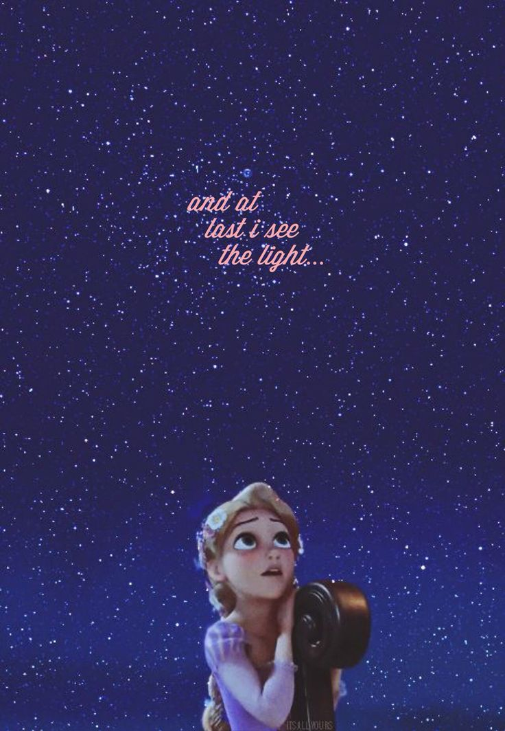 And at last I see the light... | Tangled { edit by me } { @bamadancer10 }