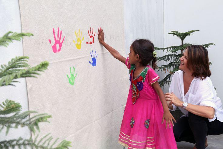 Children│India│Education│Their future our commitment│ #sakulaproject│#india│#lorenacanals│#washablerugs│#education│#children│#kidsarethefuture