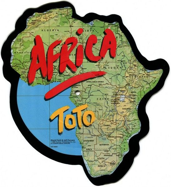 Toto - Africa / Rosanna (Vinyl) at Discogs